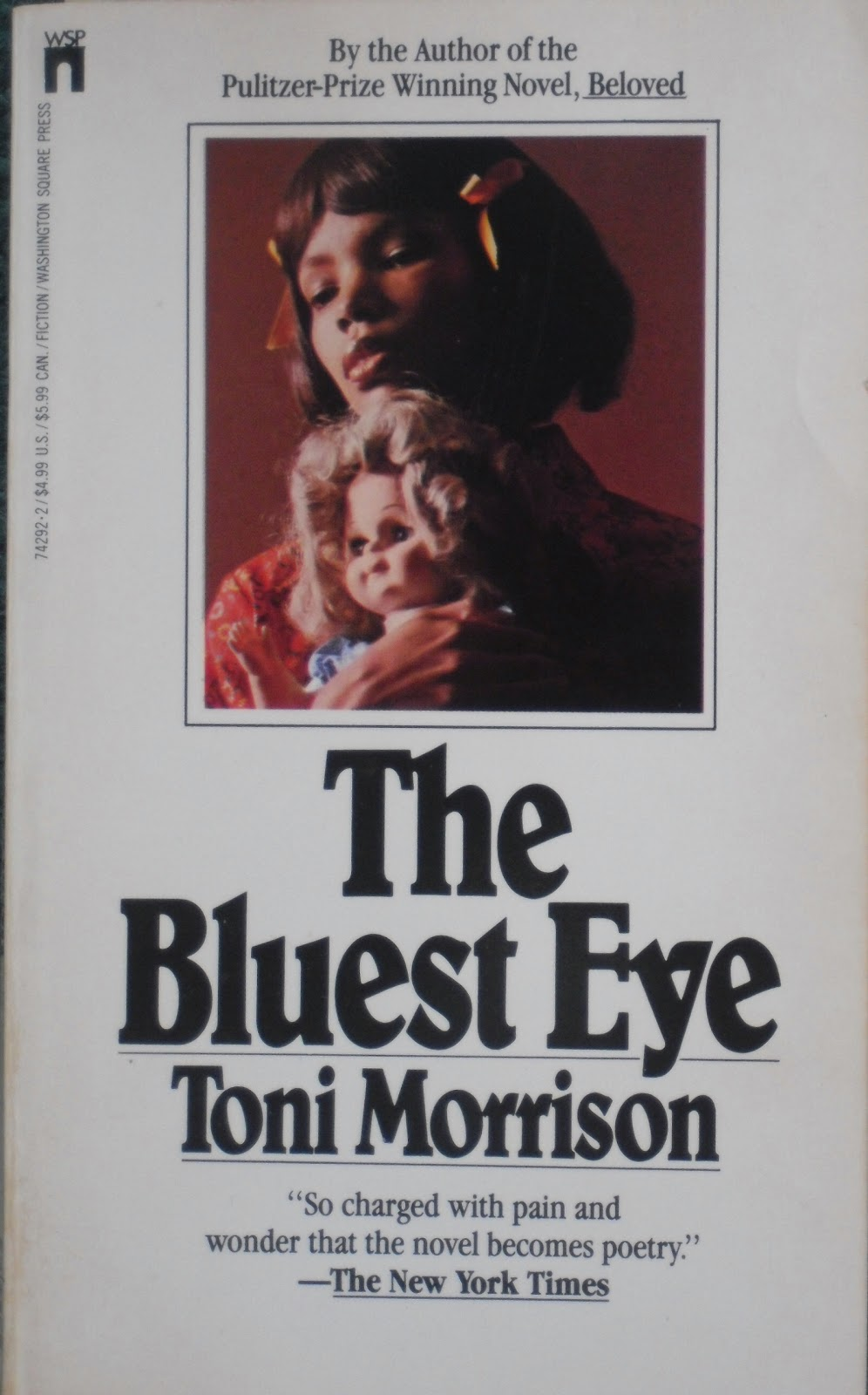 an analysis of pecola breedlove in the bluest eye by toni morrison The bluest eye by toni morrison home the bluest eye analysis pecola wants to disappearpecola doesn't want to be seen and begins imagining the day.