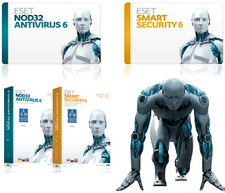 Free Download ESET NOD32 + Smart Security 6.0.308.0 Full Activation Crack