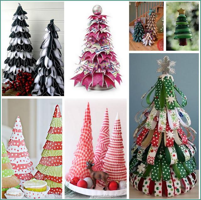 Rboles de navidad originales pompas de ideas - Ideas originales navidad ...