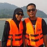 Fasheha Abidin & Shahrin Selamat