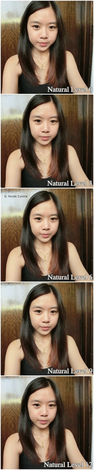 Nicole Cynnie | Casio TR35 Natural Make-up Mode Review