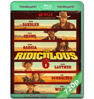 THE RIDICULOUS 6 (2015) WEB-DL 720P HD MKV ESPAÑOL LATINO