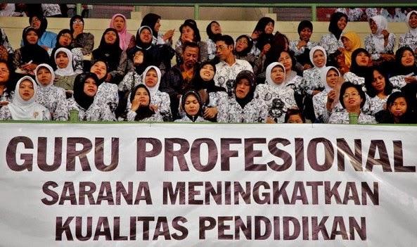 PPG Tahun 2015 Tetapkan Bidang Studi Sertifikasi Harus Linier Pendidikan S1/D-IV