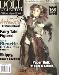 Doll Collector January 2012