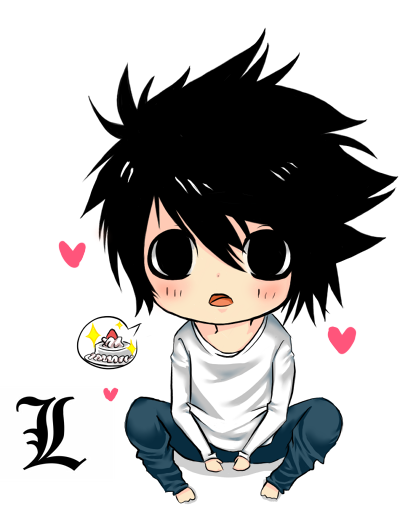 Chibi Death Note (2)