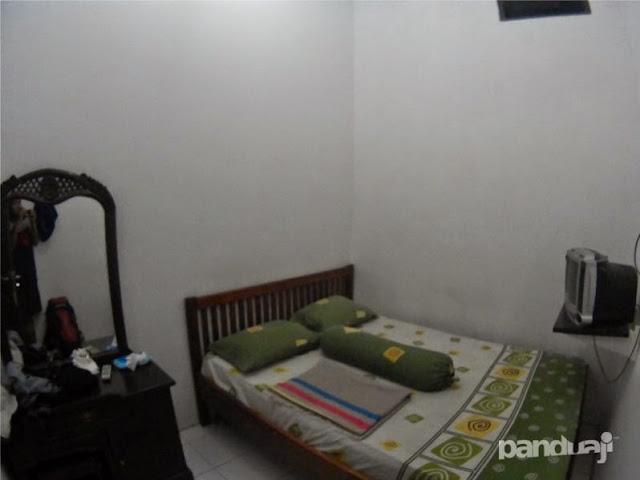 Kamar standard fan homestay kotabaru