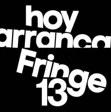 Fringe13 - Festival Alternativo Madrid