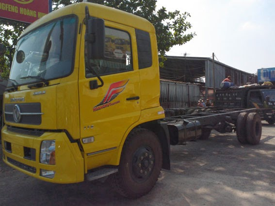 DONGFENG DFL5160-170HP