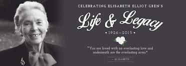 Elisabeth Elliot Memorial Service at Wheaton College