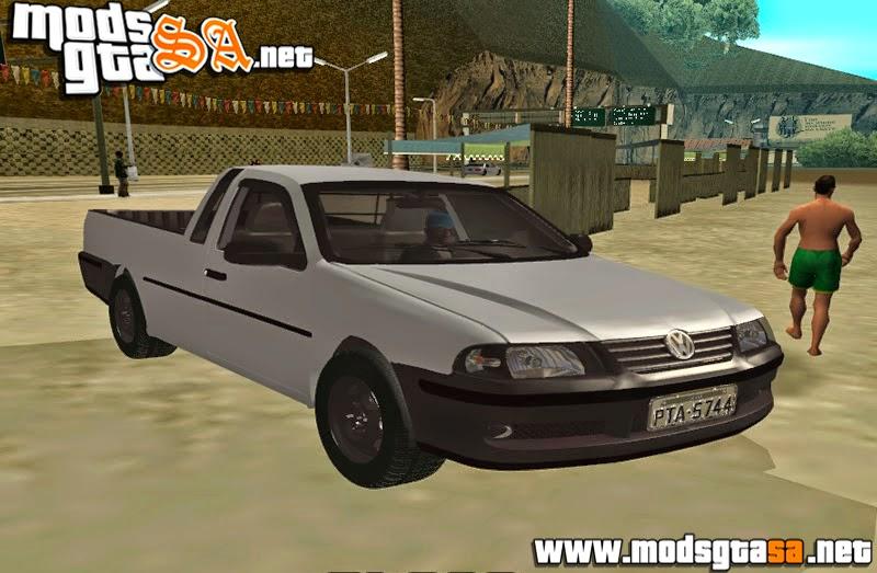 SA - Volkswagen Saveiro G3