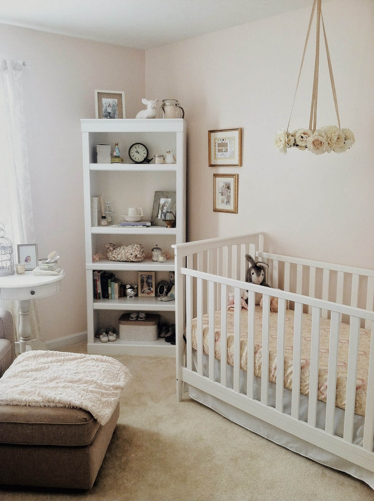 Rosyrilli.com nursery for Miss Evelyn Rose!