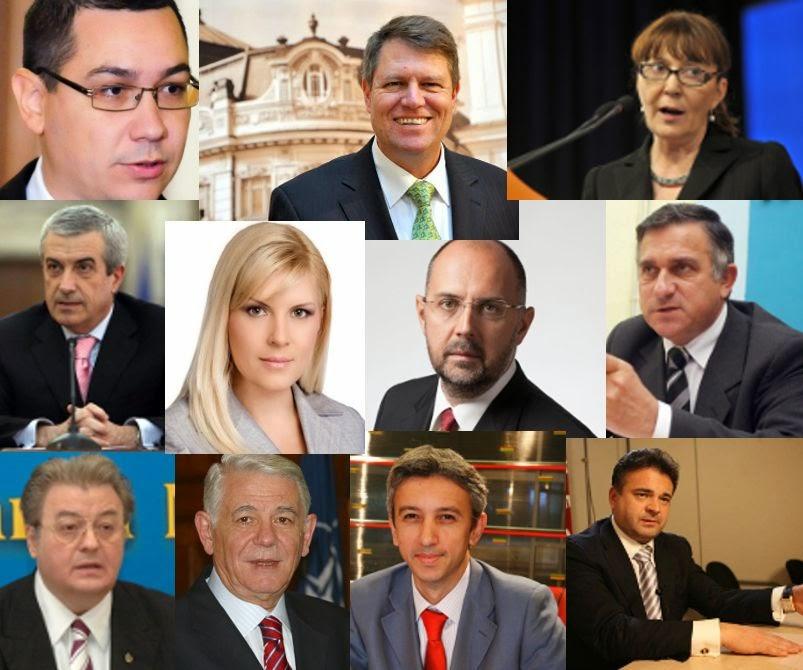 alegeri prezidentiale presedinte 2014