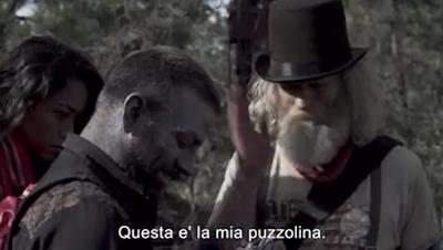 Zombie Baby Daddy La Perla della Puntata