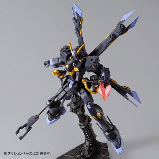 crossbone gundam x2 kai model kit