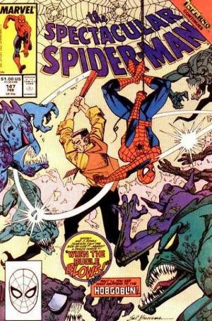 Spectacular Spider-Man #147 comic