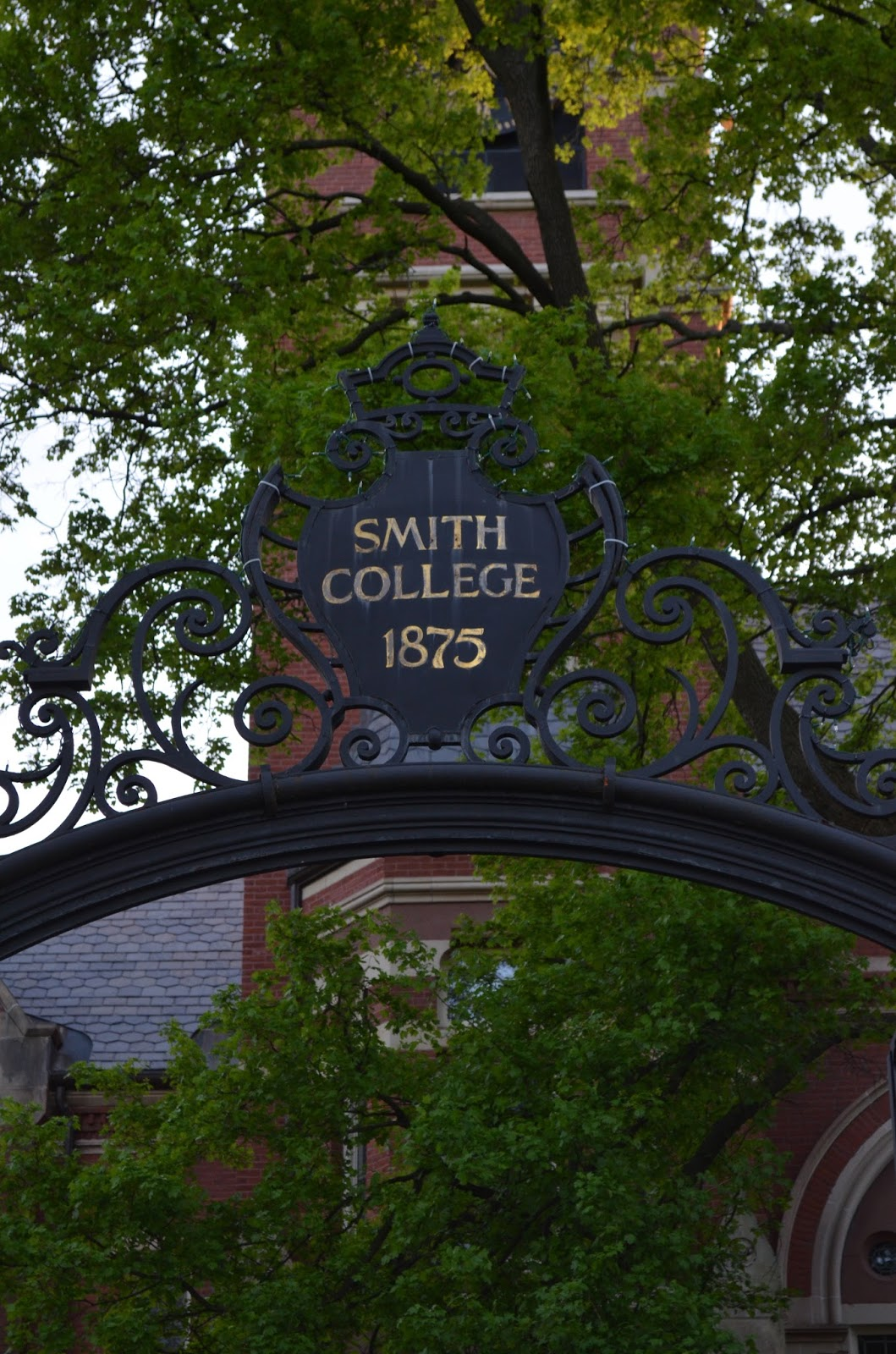 Grecourt Gate at Smith College