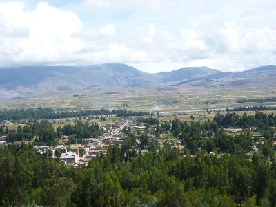 Circuíto Turistico por Hualhuas Huancayo