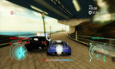 Need for Speed: Undercover Screenshots 1