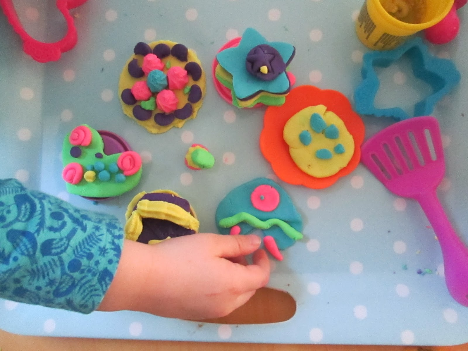 Play Doh Cookie Creations