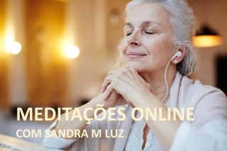 VÍDEOS E ÁUDIOS DAS MEDITAÇÕES ONLINE