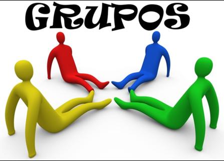 grupos informales y formales: