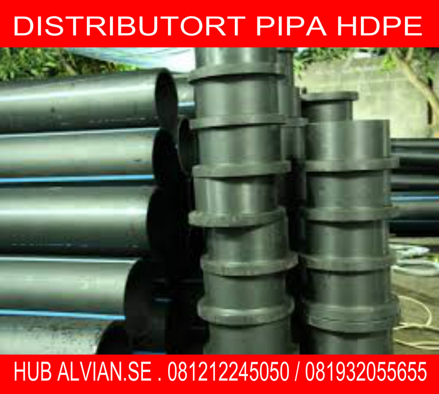 PIPA HDPE DAN FITTING HDPE