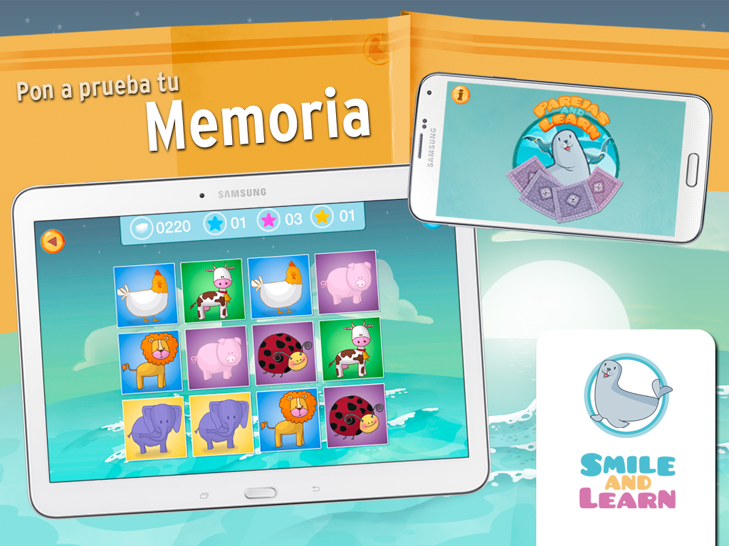 https://play.google.com/store/apps/details?id=net.smileandlearn.memory