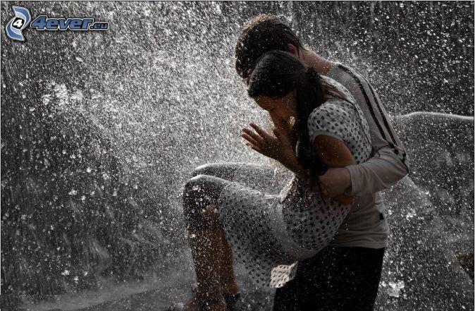 Romantic Rain Love Quotes