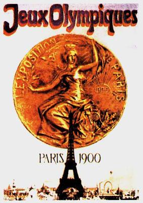 En quelle année eurent lieu les premiers Jeux Olympiques dans la ville de Paris