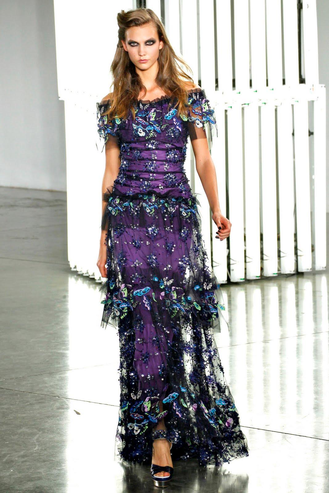 New York Fashion Week Spring