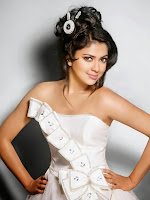 Amala Paul Dazzling Photo Shoot in White Gown-cover-photo