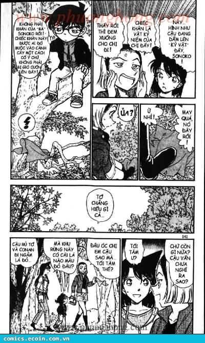 Detective Conan - Thám Tử Lừng Danh Conan chap 541 page 3 - IZTruyenTranh.com