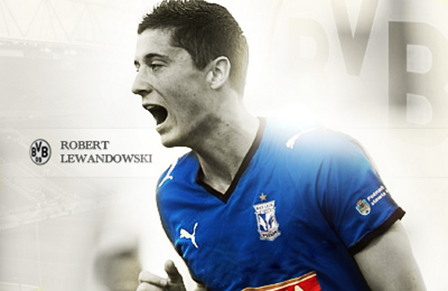 Best Sport Wallpapers Robert Lewandowski Wallpapers
