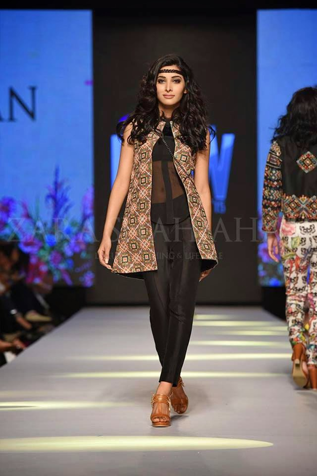 Zara Shahjahan TPFW Summer Collection 2015