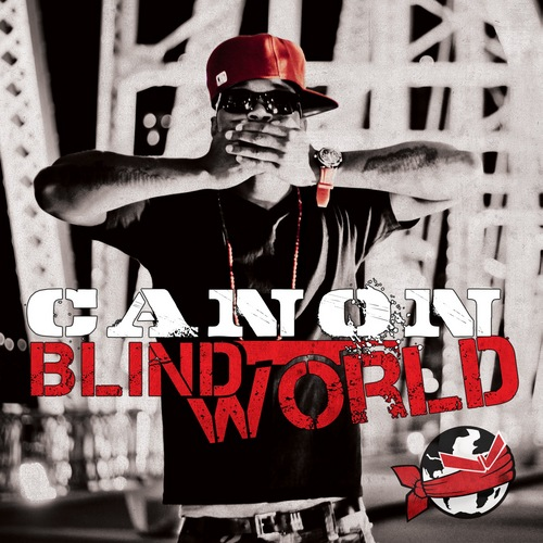 Canon - Blind World album art