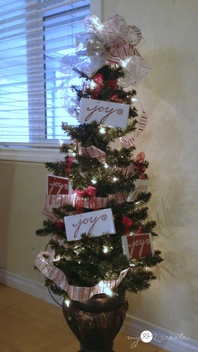 Easy Tile and Vinyl Christmas Ornaments, Christmas Gifts | My Love 2 ...