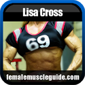 Lisa Cross Female Bodybuilder Thumbnail Image 13