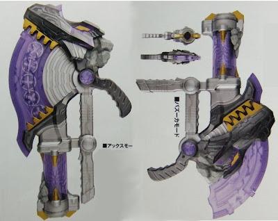 Kamen Rider OOO PuToTyra Combo MEdalgaburyuu