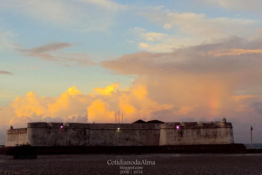 Fortaleza dos Reis Magos. Natal. Rio Grande do Norte.