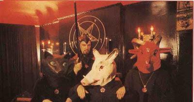 Las Reglas Satanicas de la Tierra