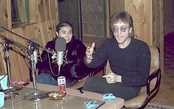 vintage everyday: Rare John Lennon pictures taken two days ...