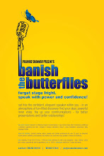 Banish butterflies from your belly!