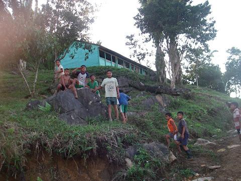 L'école de San Martin Las Cueva