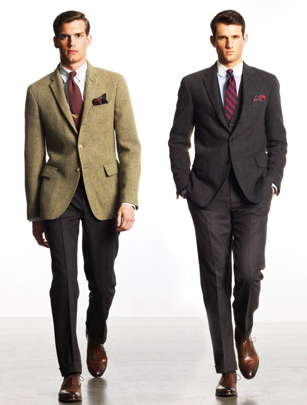 Fashion Bespoke Suits Online: Suit Cuts: On-trend Styles And Designs