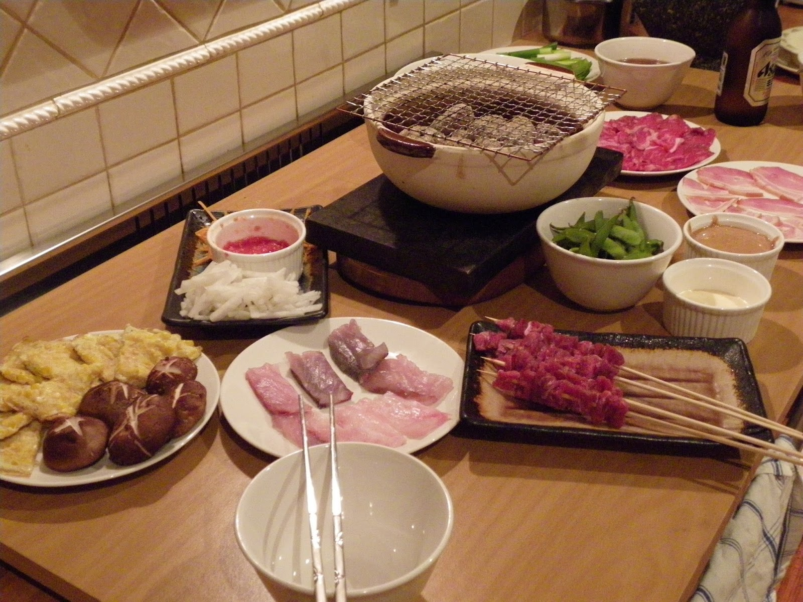 On A Recent Trip To Bangkok, I Tried To Find A Commercial Made Small  Ceramic Charcoal Grill But I Could Not Find Any That I Like. In Bangkok,  The Terracotta ...