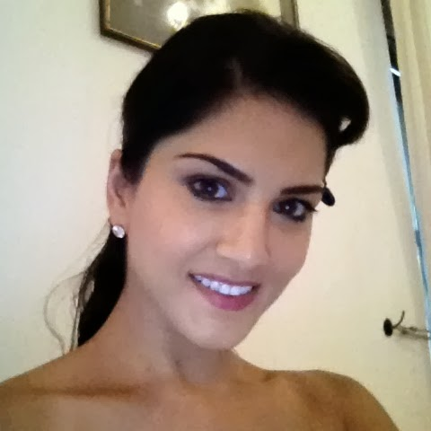 sunny leone without makeup see how is looking sunny leone without