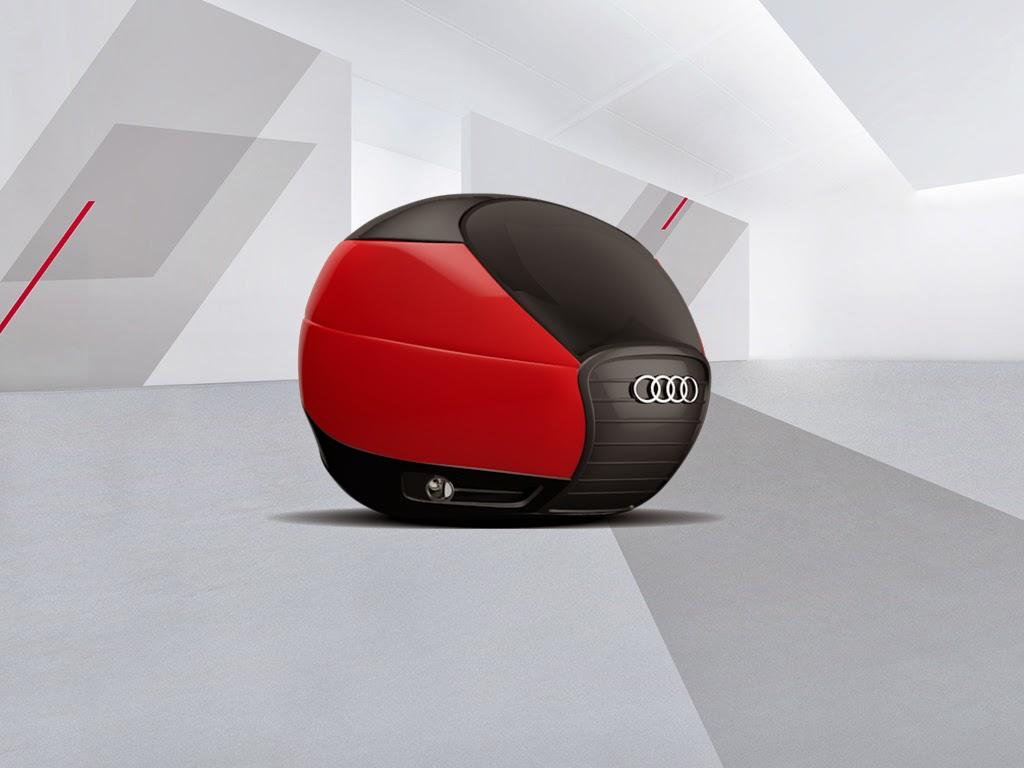 La cápsula de la adrenalina de Audi