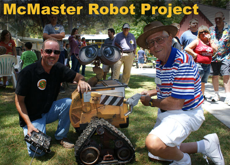 McMaster Robot Projects