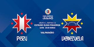 Ver Perú vs Venezuela | Copa America