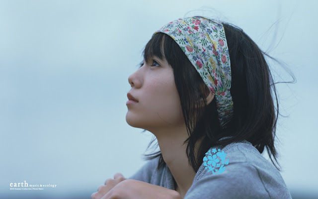 Aoi Miyazaki 宮﨑あおい earth music & ecology wallpaper HD 02